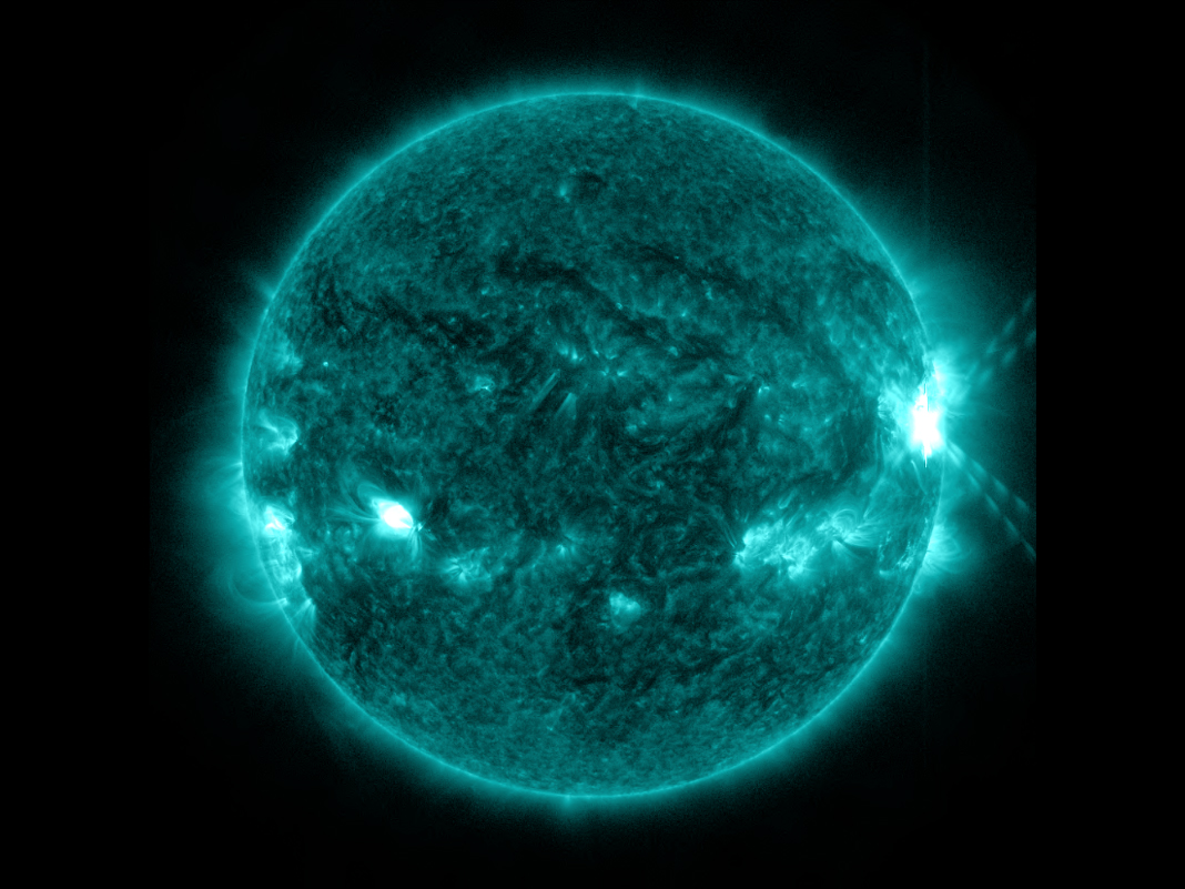 Sun Continues to Emit Solar Flares | NASA