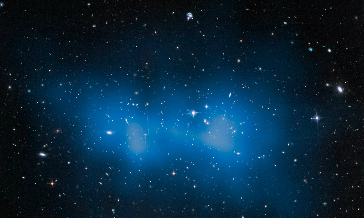 """NASA Hubble Team Finds Monster """"El Gordo"""" Galaxy Cluster Bigger Than Thought"""