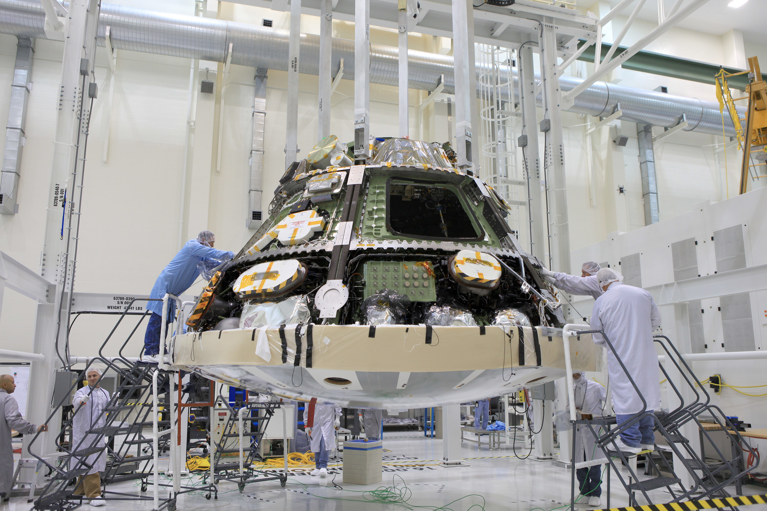 Nasa S Orion Spacecraft Is Ready To Feel The Heat Nasa