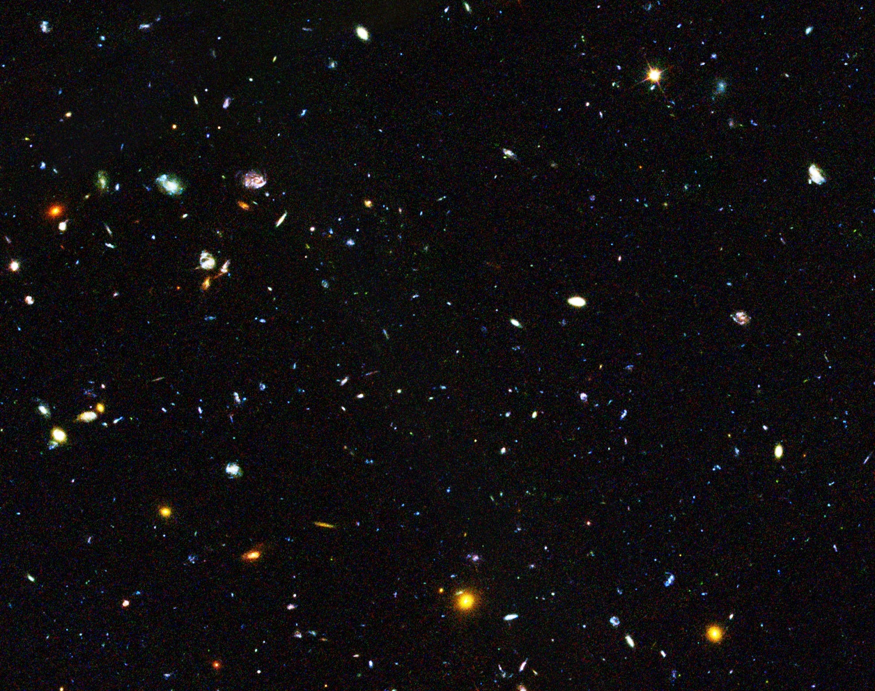 NASA's Hubble Finds Dwarf Galaxies Formed More Than Their ...