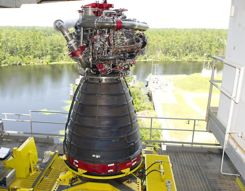 Nasa Begins Engine Test Project For Space Launch System