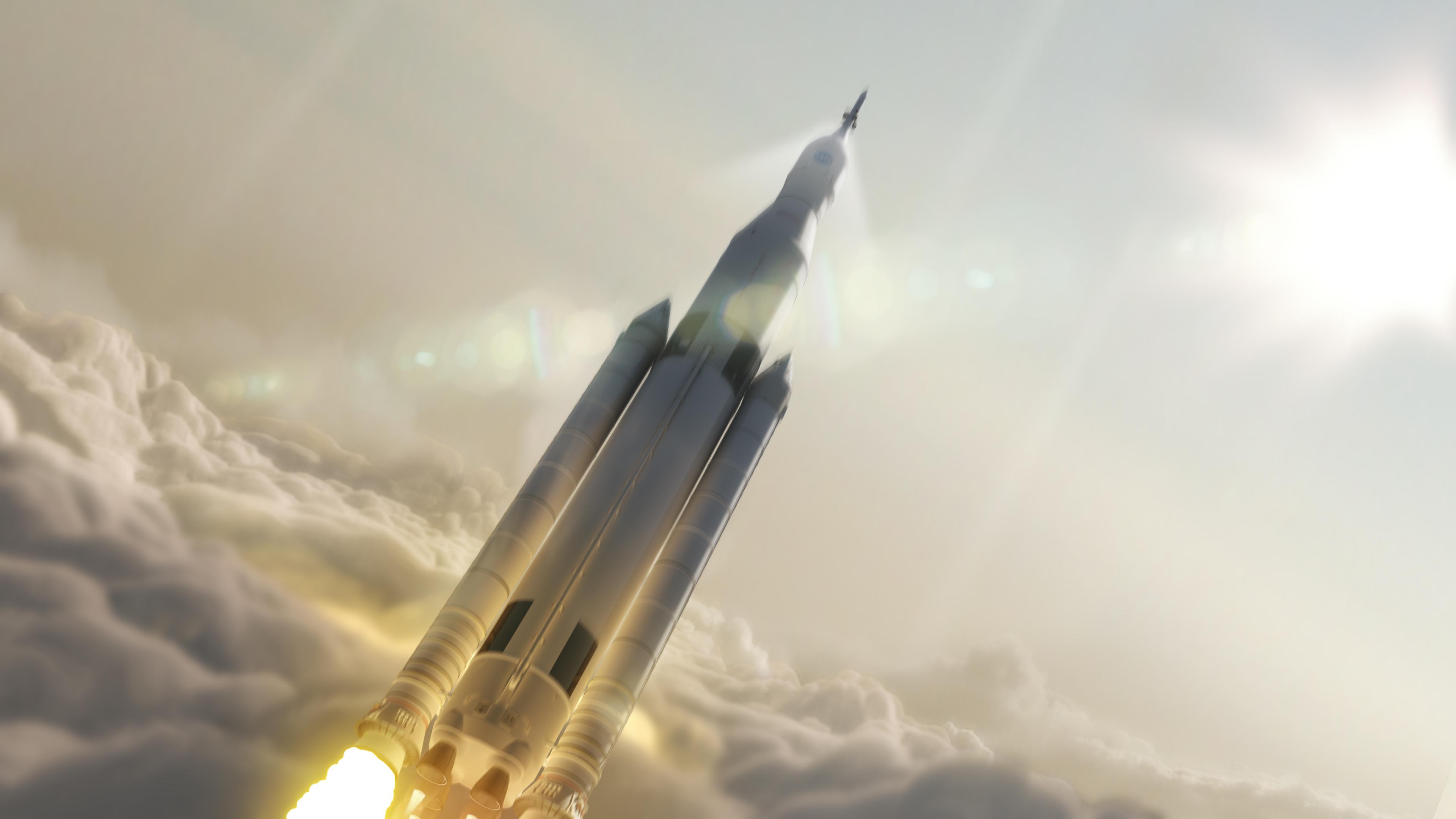 rocket from nasa - photo #11