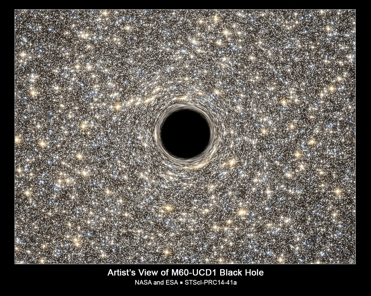 hubble telescope images black holes - photo #33