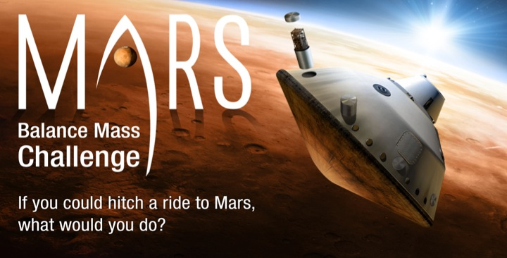 Opens Challenge to Participate in Future Mars Missions