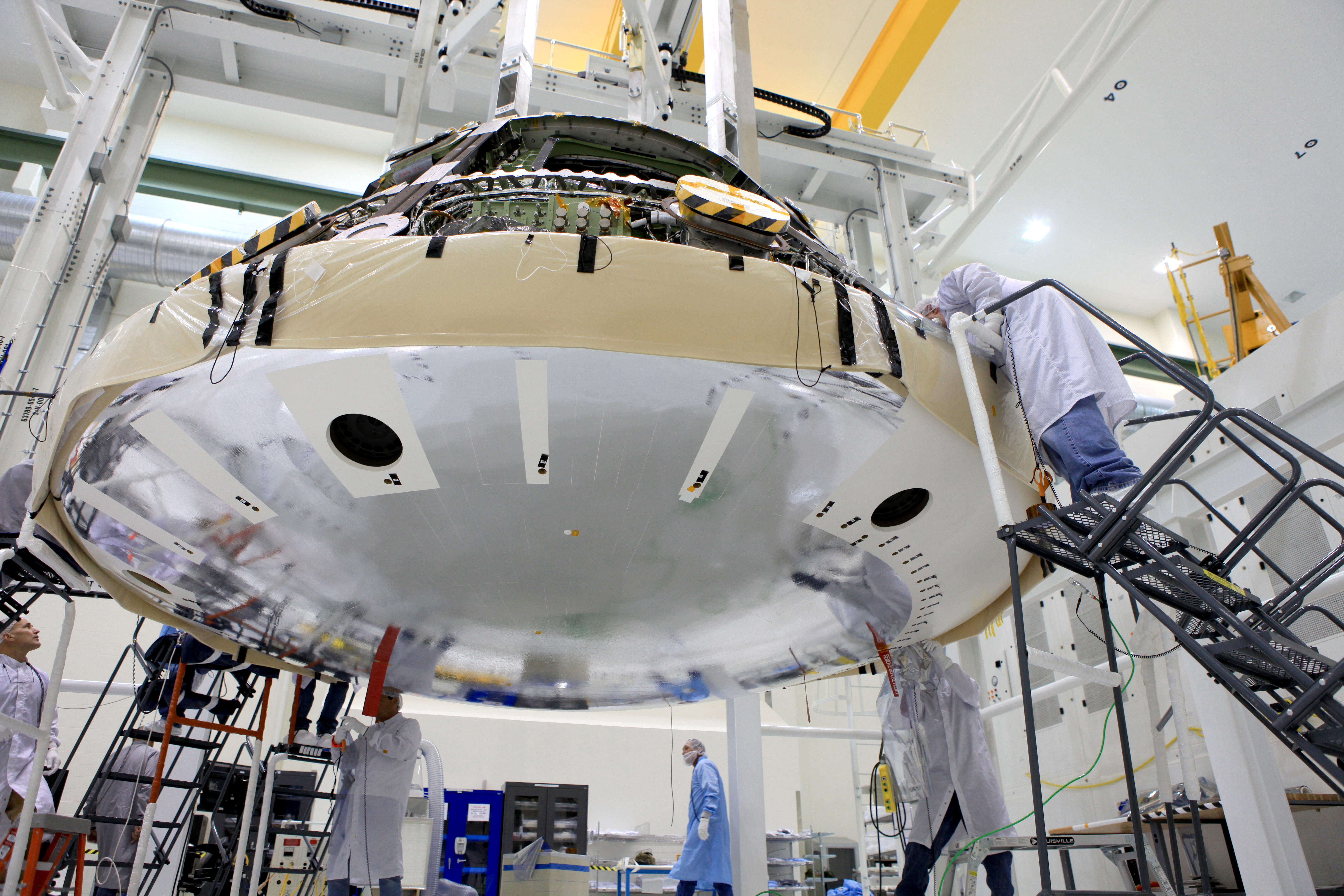 nasa orion heat shield - photo #7