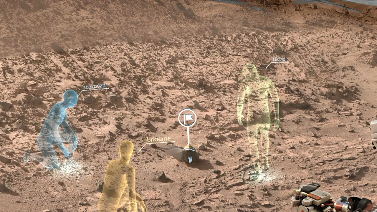 NASA, Microsoft Collaboration Will Allow Scientists to 'Work on ...