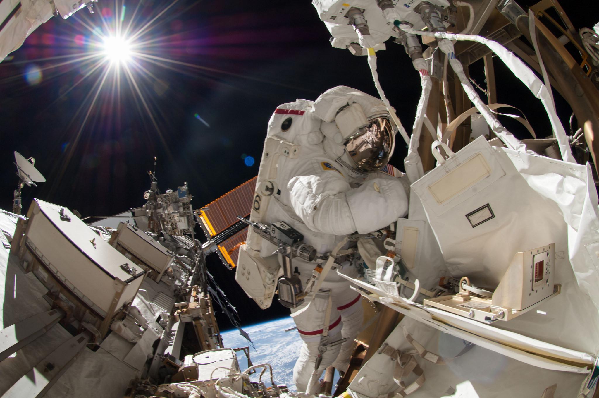 Expedition 41 Update: Oct. 9, 2014   NASA
