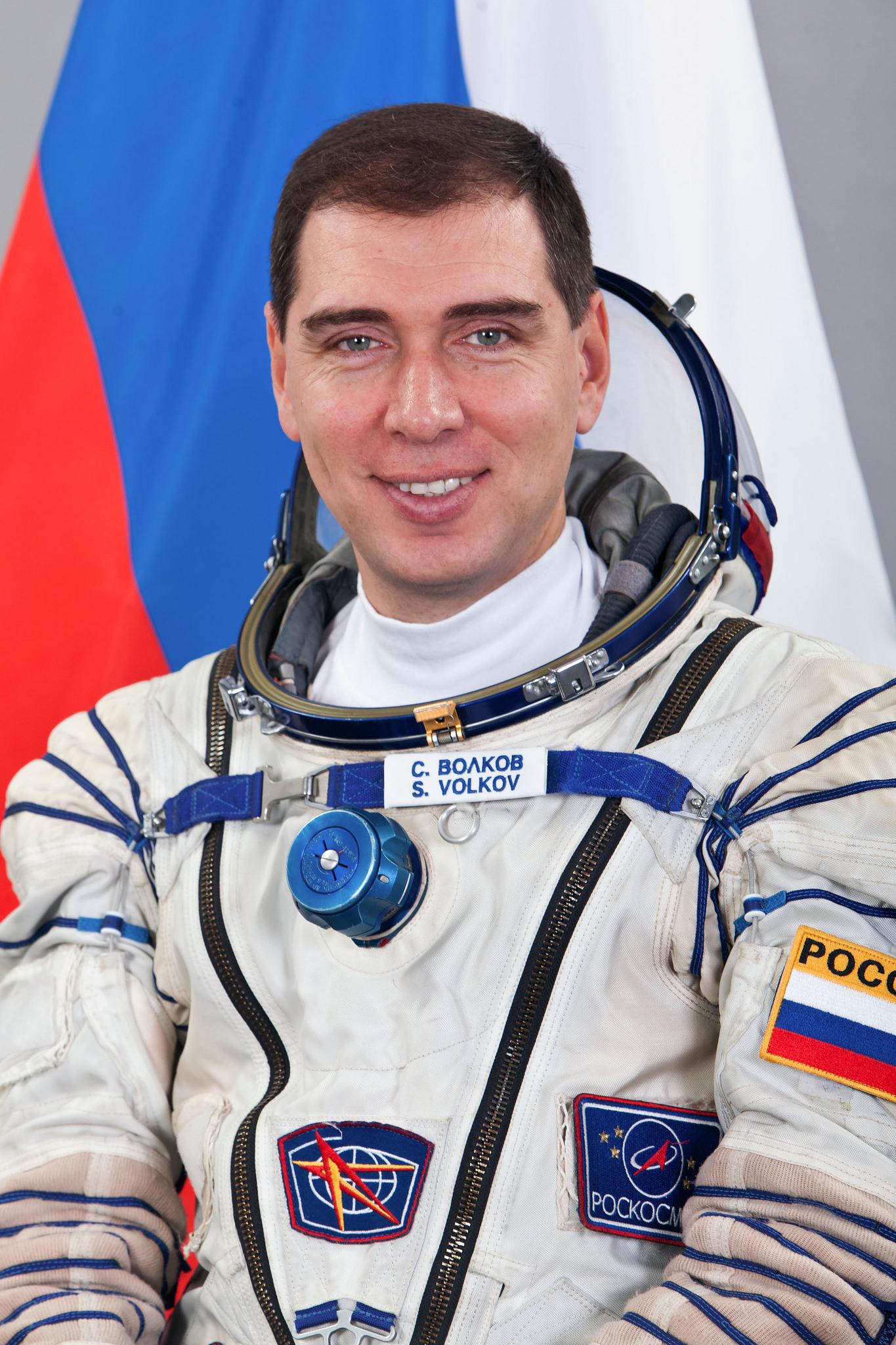 Russian Cosmonaut Sergei Volkov | NASA