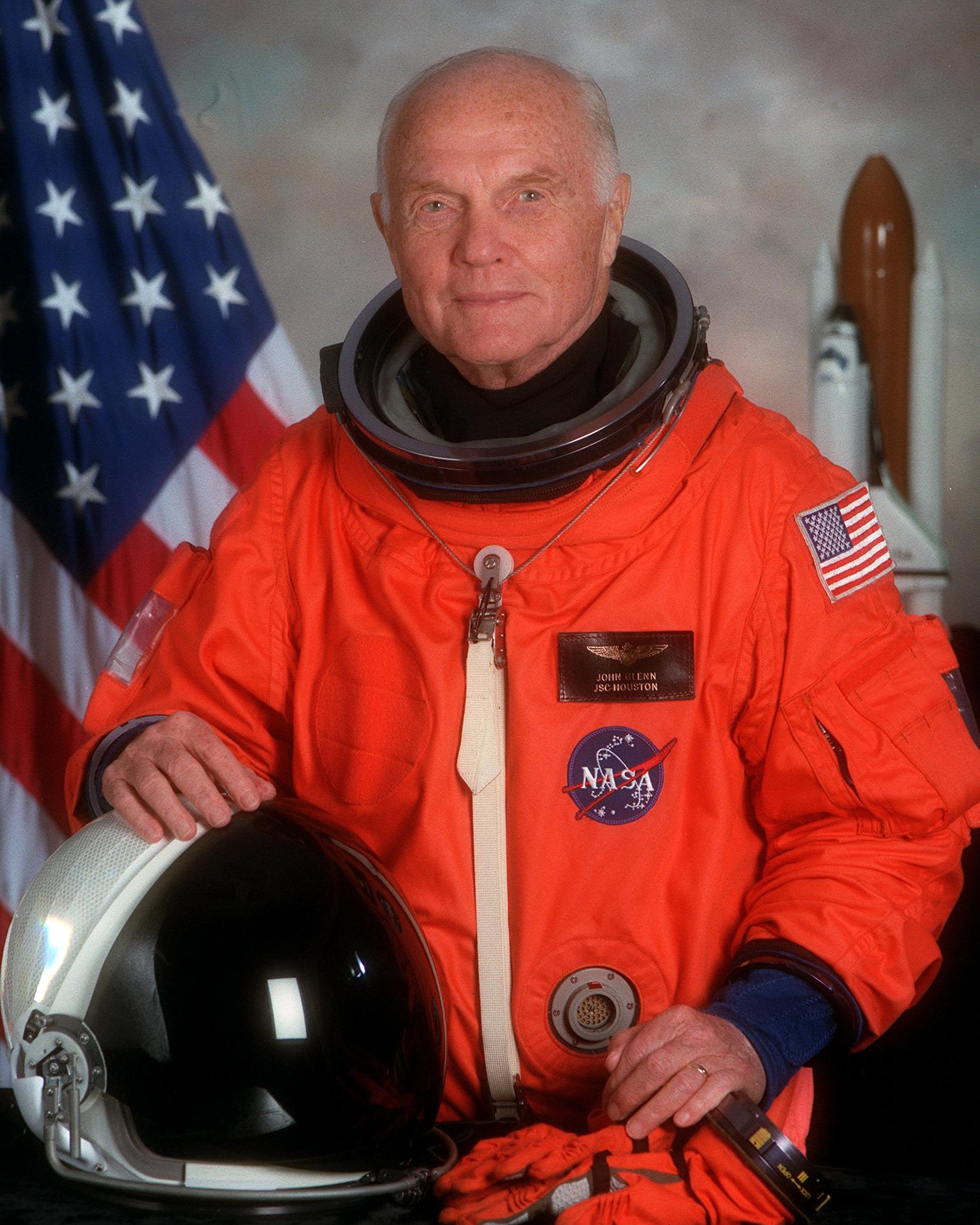 Biography - John H. Glenn | NASA