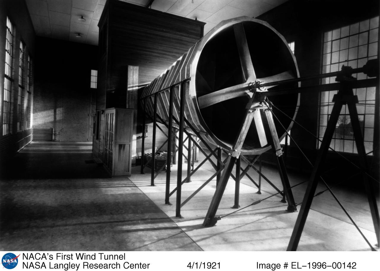 Exploring NASA's Roots - The History of the Langley ...