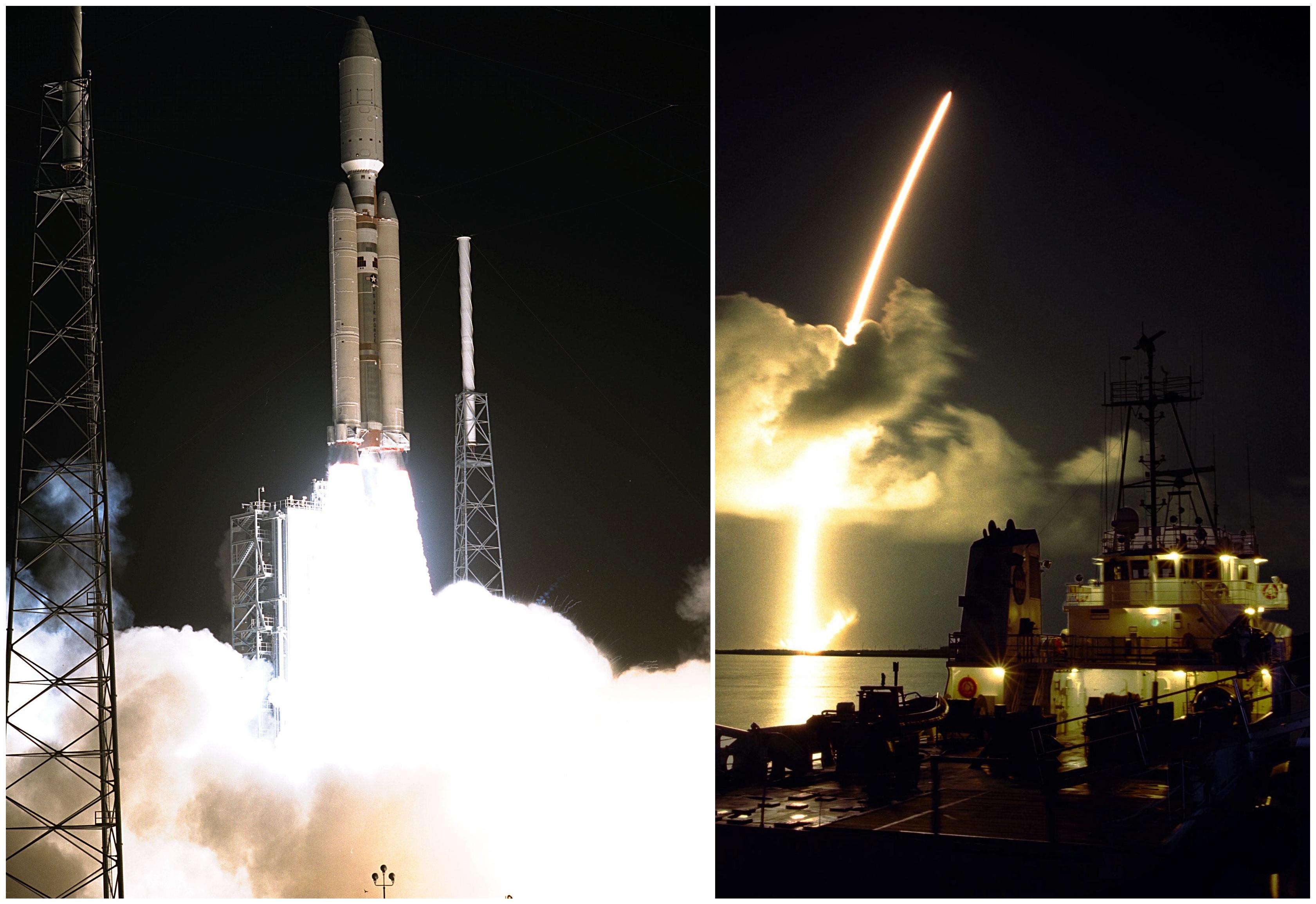 October 1997 - Cassini/Huygens Launched | NASA