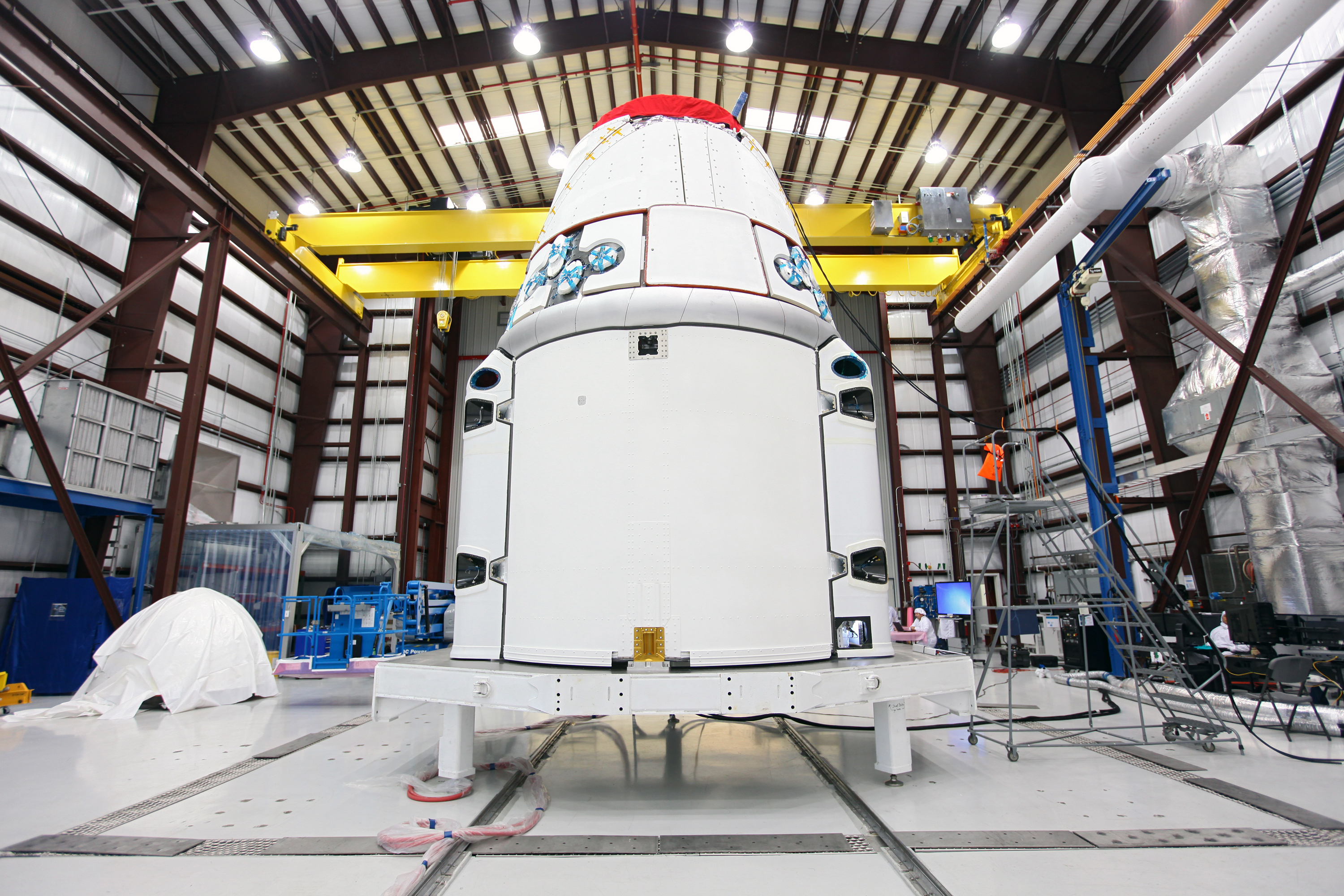 Second SpaceX Space Station Resupply Flight Ready to Go | NASA