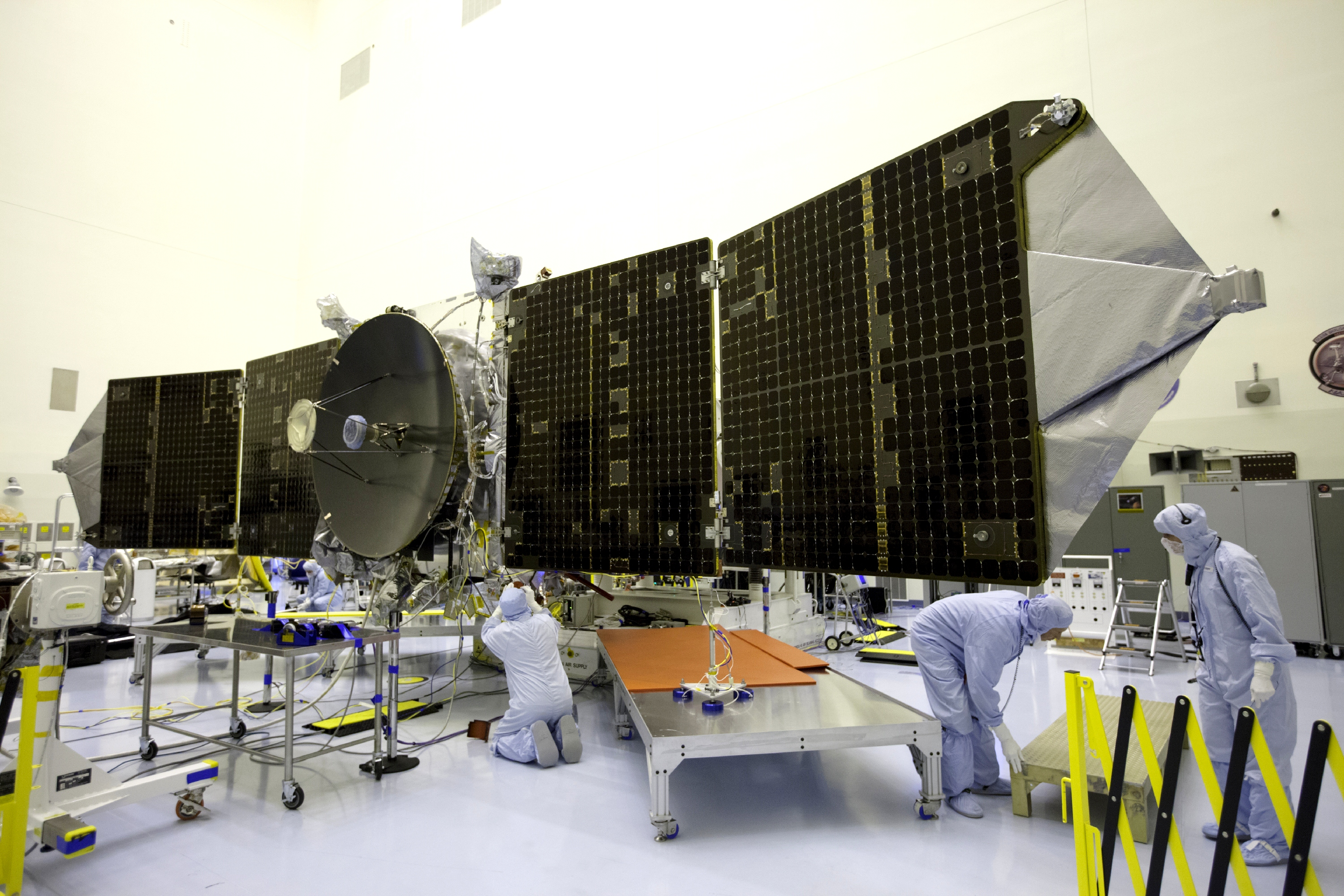 MAVEN Continues Mars Exploration Begun 50 Years Ago by