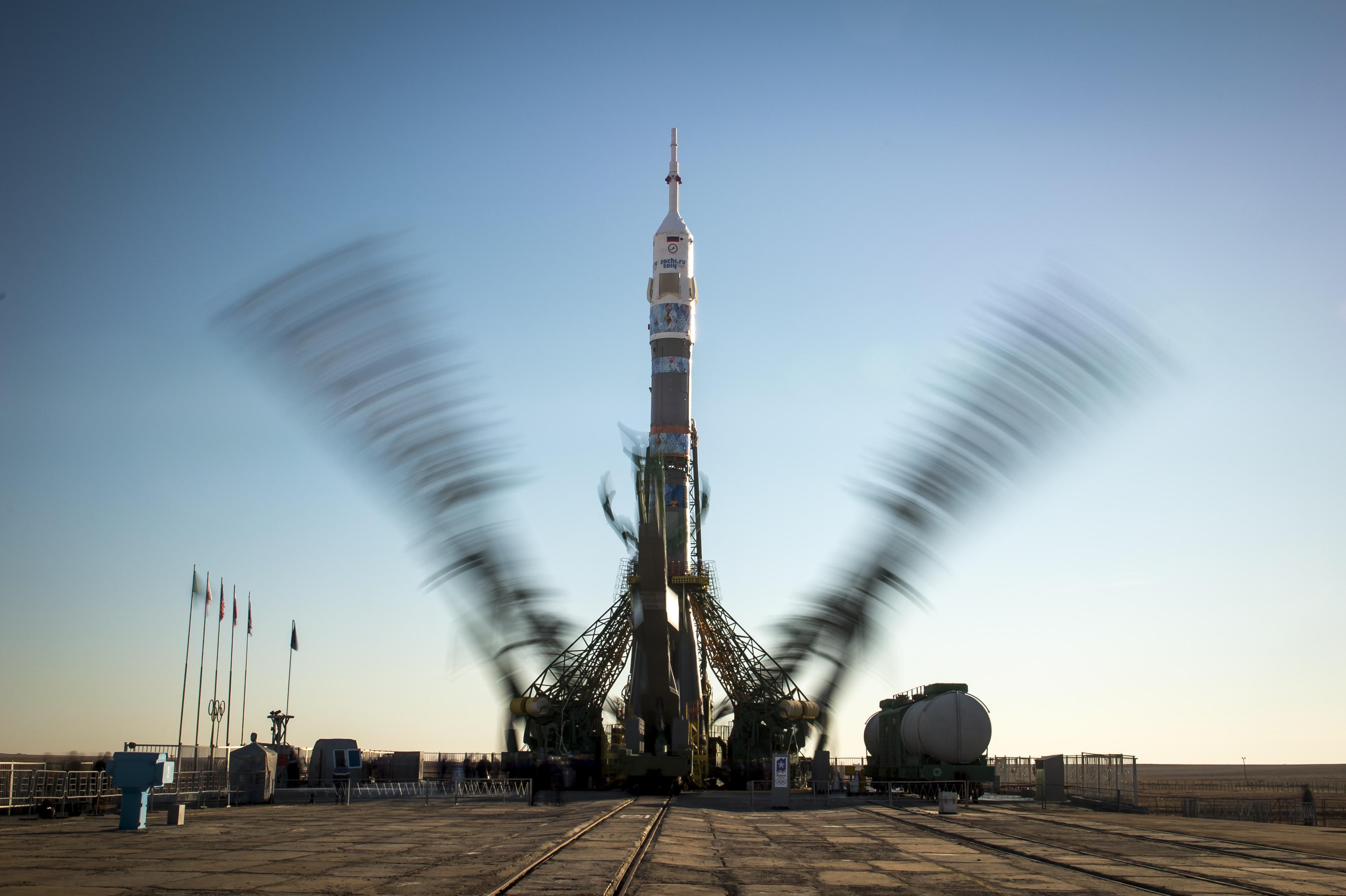 nasa rocket station - photo #24