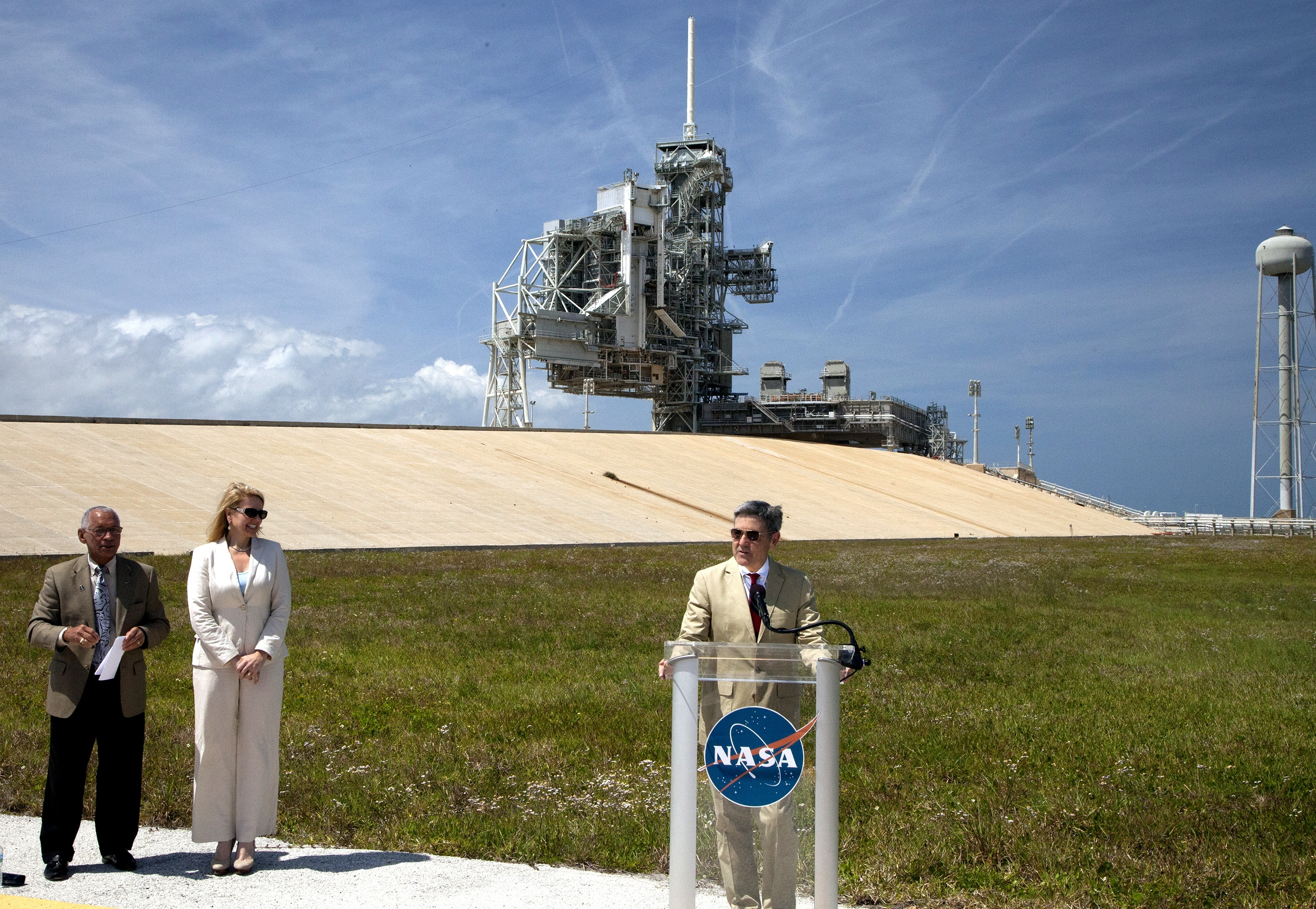 SpaceX Launch Pad 39A Master Plan (page 3) - Pics about space