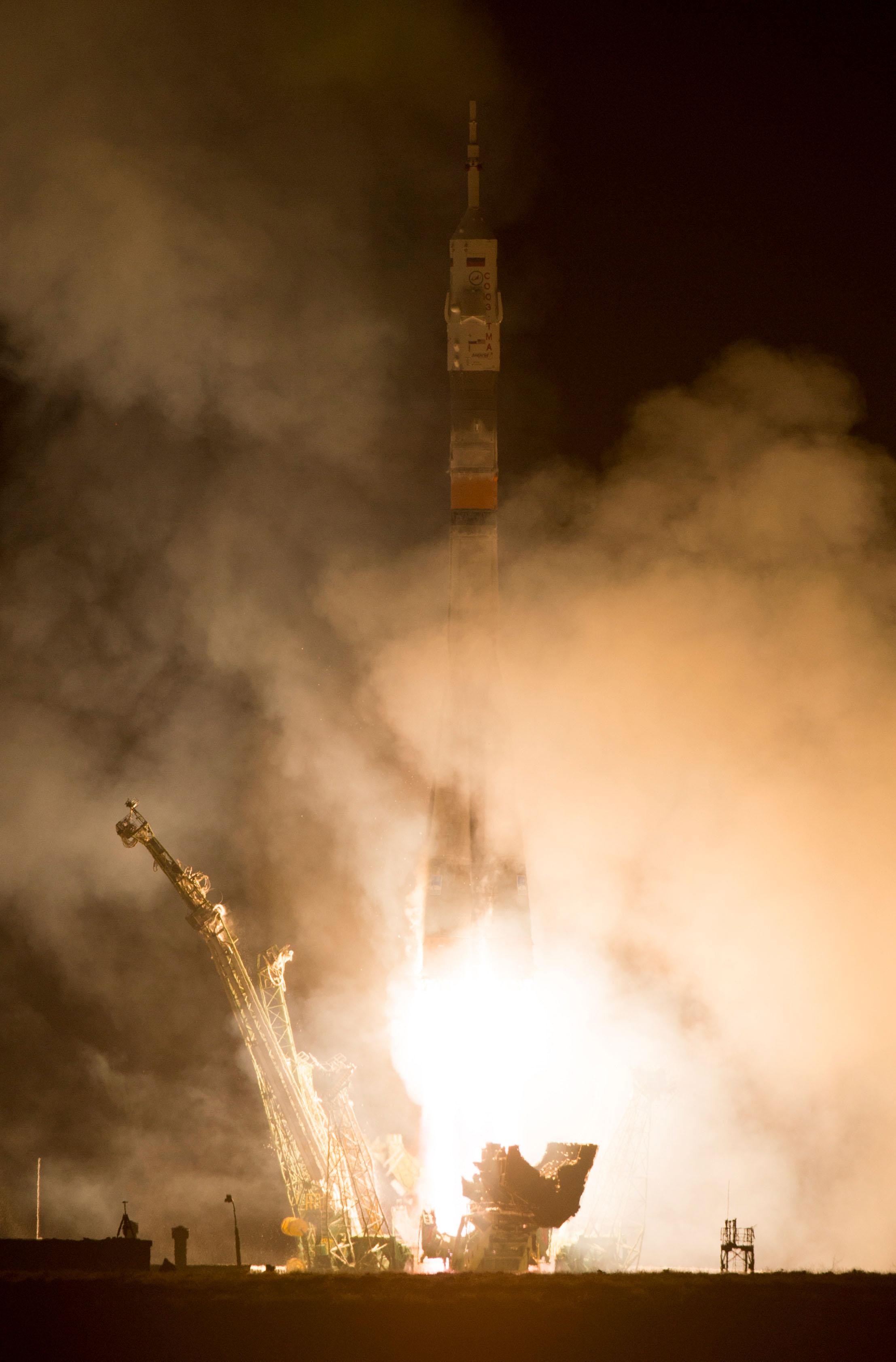 Image result for soyuz tma-12m launch