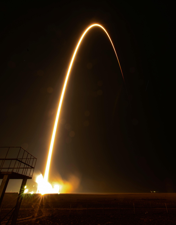Soyuz Blazes Path to Space Station | NASA