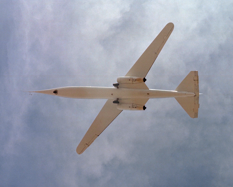 'Thinking Obliquely' Tells Story of NASA's Scissors Wing ...