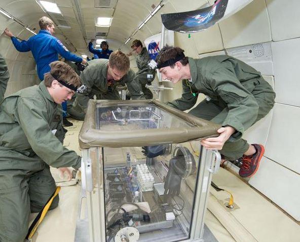 Central Science Students Work With NASA | NASA