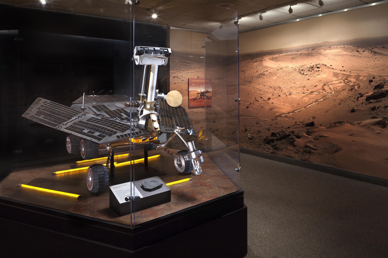 Mars Exploration Rover: Full-Scale Model | NASA