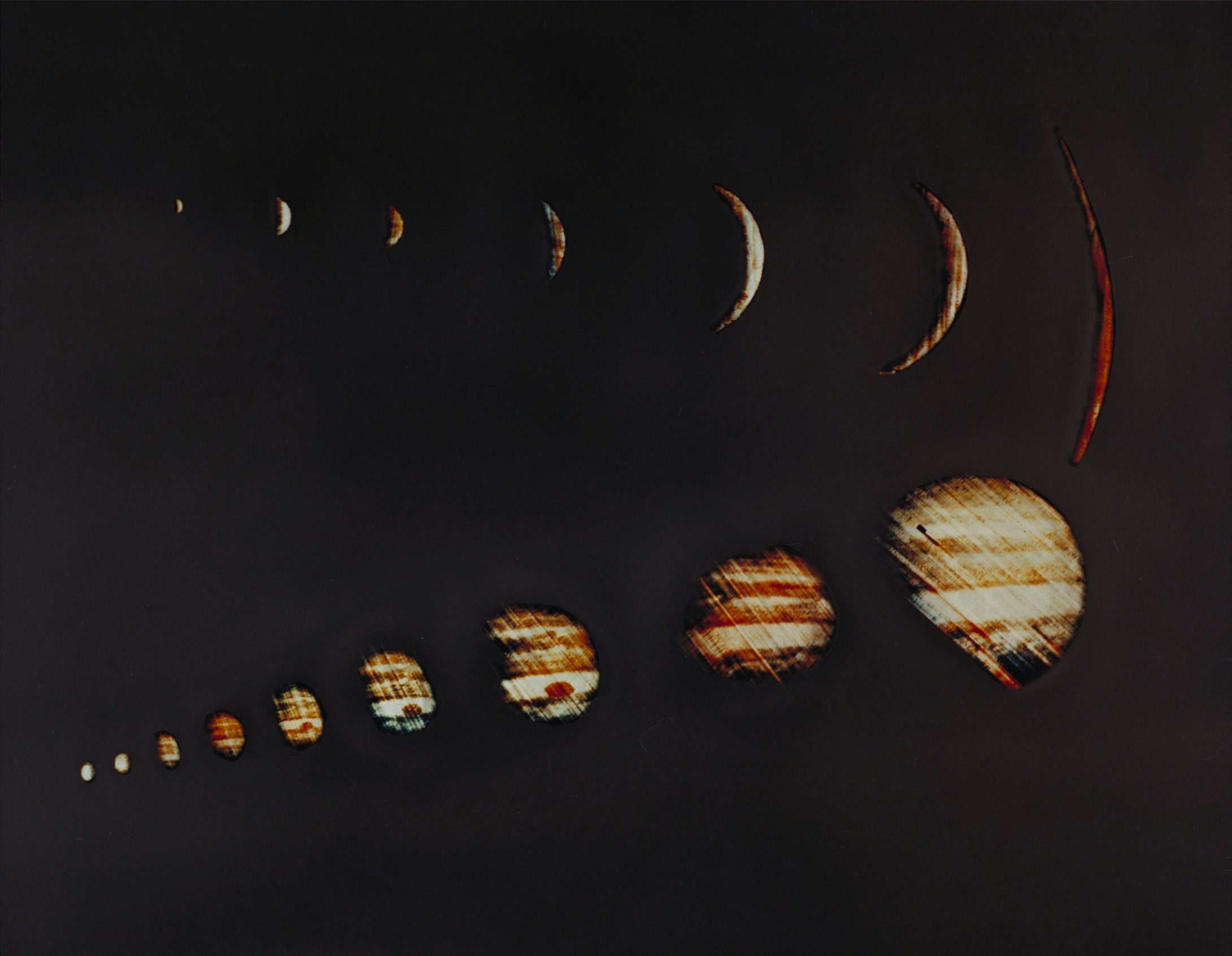 Forty Years Ago, Pioneer 10's Closest Approach To Jupiter