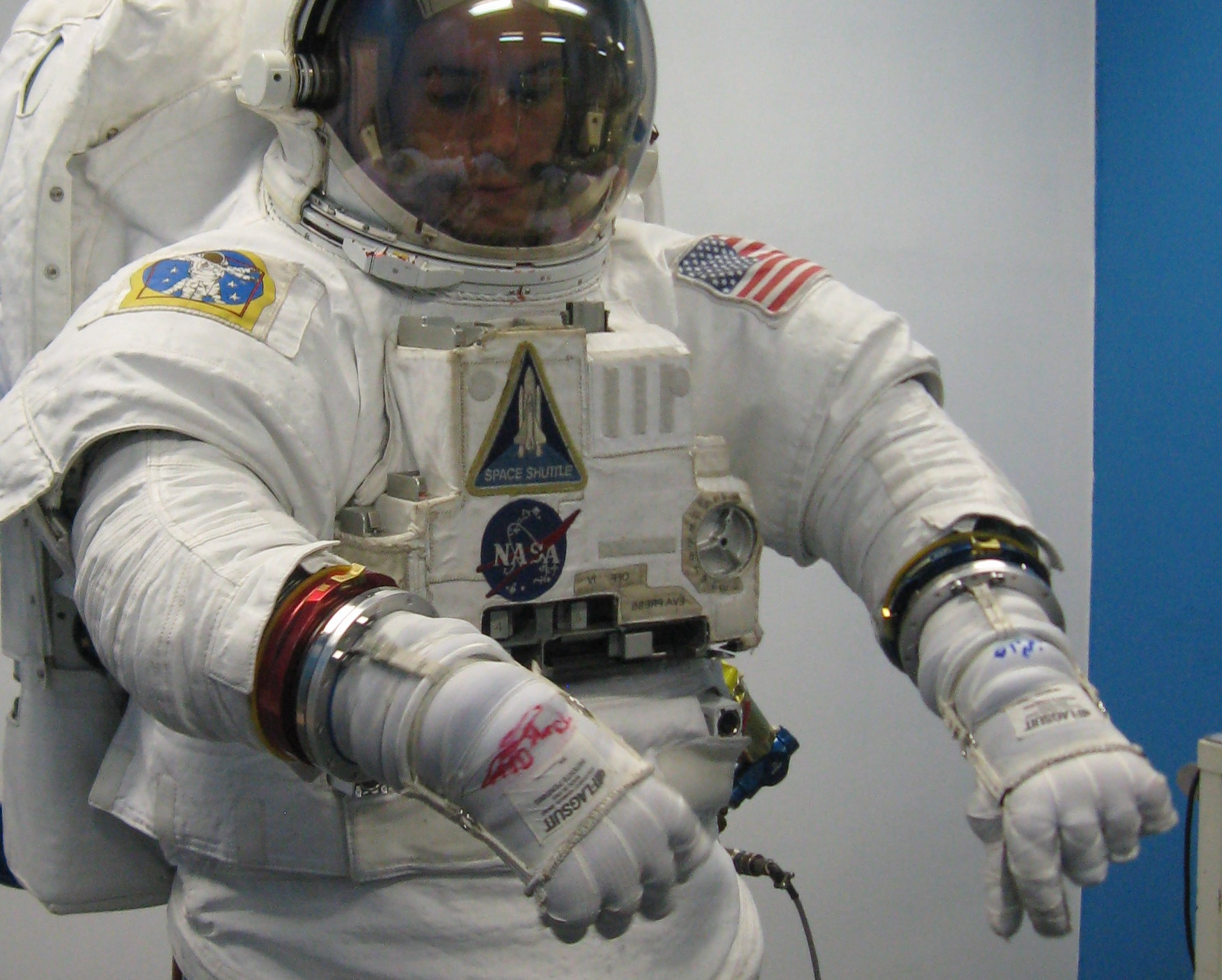 weight nasa astronaut costume - photo #15