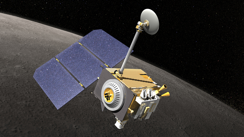 lunar orbiter spacecraft arrives in sriharikota - photo #1