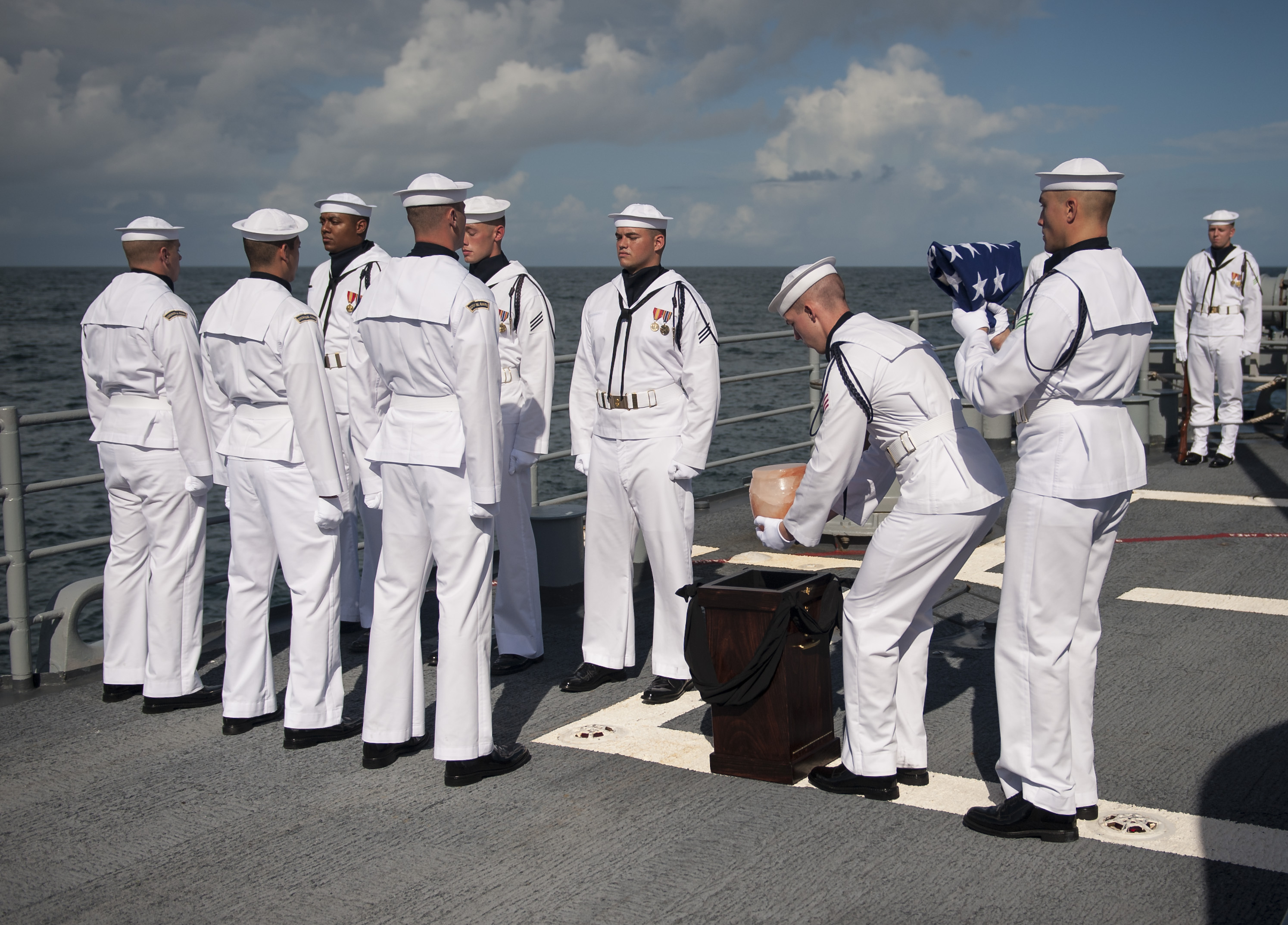 Neil Armstrong Laid to Rest in Atlantic | NASA