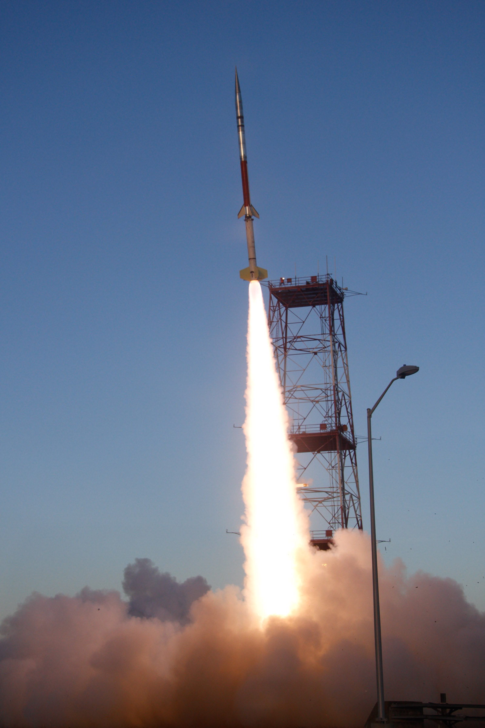 Images from Sept. 21 RockSat-X launch | NASA