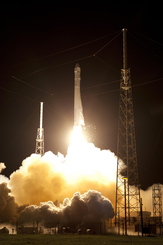 Dragon is on its Way!   NASA
