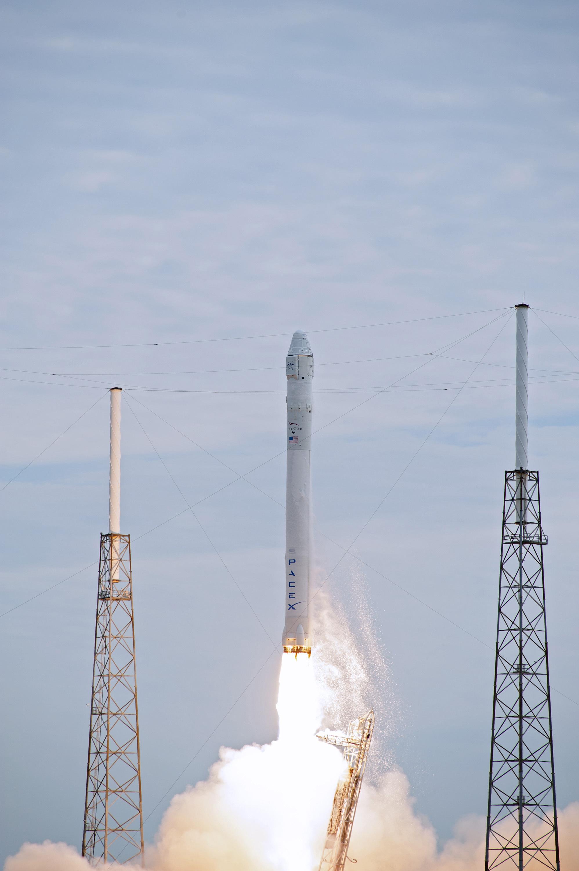 Dragon on Its Way | NASA