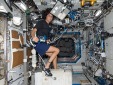 space station gym - photo #5