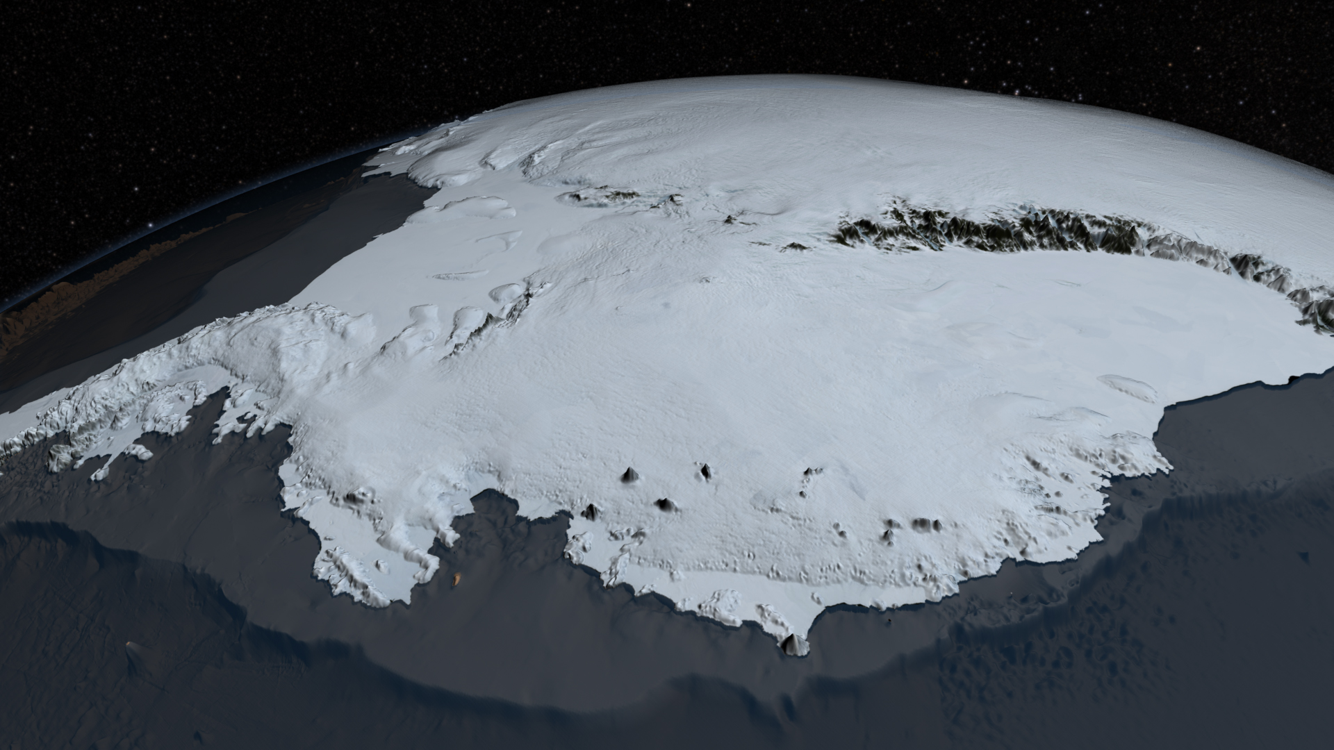 NASA's IceBridge Mission Contributes to New Map of ... on map of western hemisphere, map of ross ice shelf, atlantic ocean, arctic ocean, pacific ocean, map of iceland, north pole, map of italy, map of oceania, map of australia, map of arctic, map of africa, map of pangea, map of south orkney islands, map of antarctic peninsula, map of europe, map of south shetland islands, map of mongolia, south america, map of world, southern ocean, map of the continents, map of earth, map of argentina, map of north pole, north america, map of weddell sea, indian ocean, south pole,