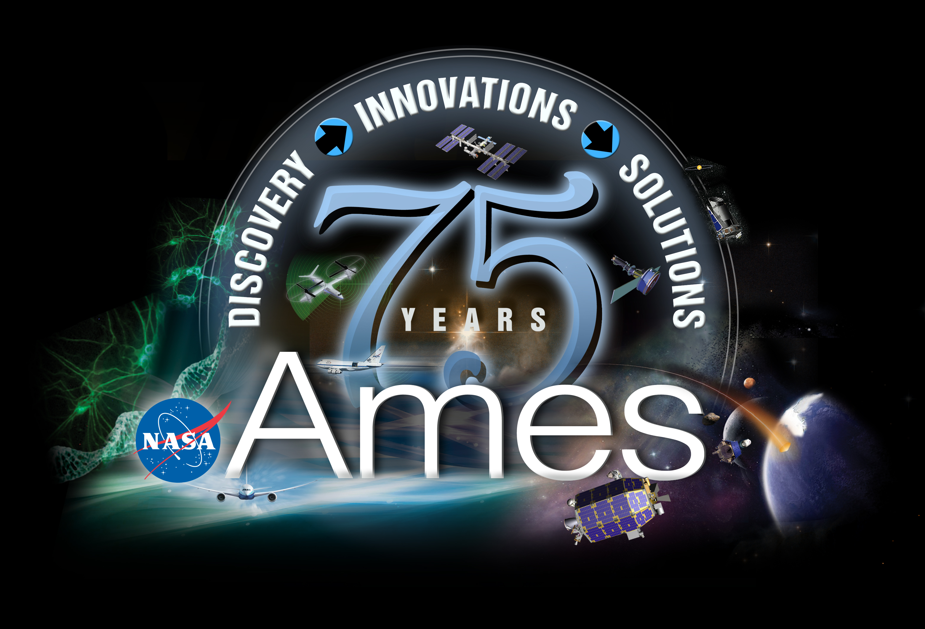 Nasa s ames research center th anniversary open house nasa