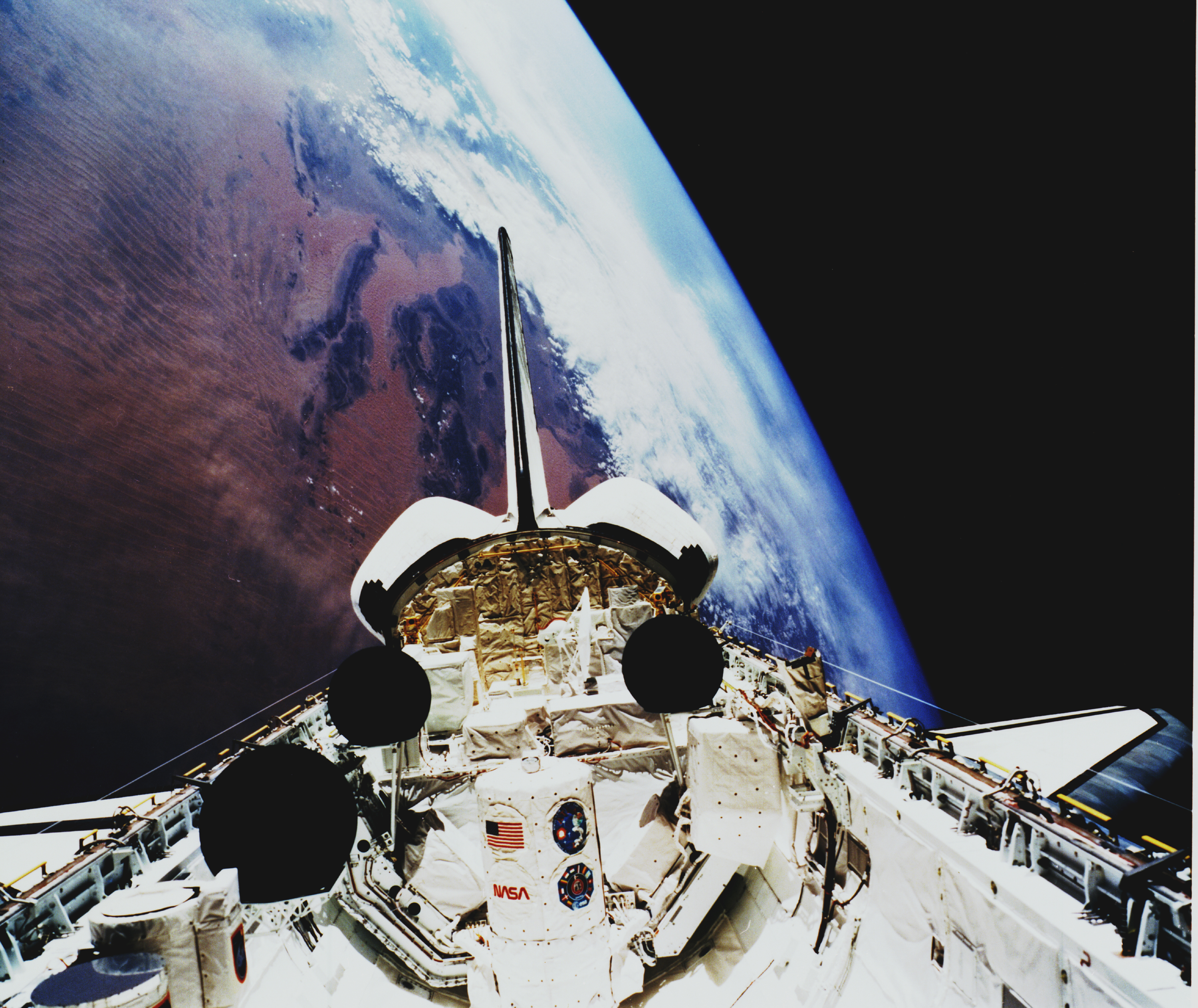 the space race and nasa essay