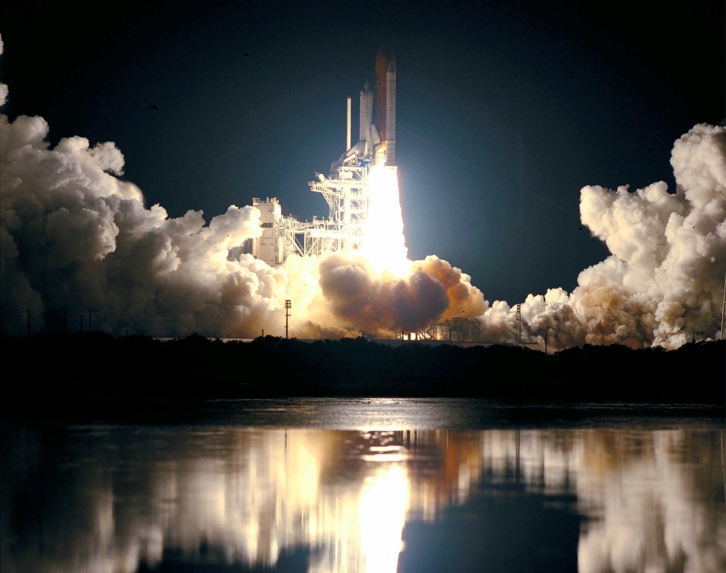 Launch of Chandra X-ray Observatory | NASA