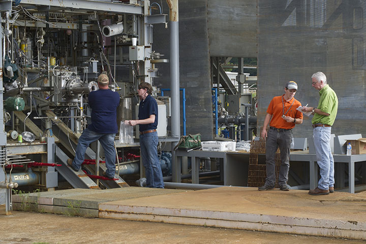 Nasa Tests Limits Of 3-D Printing With Powerful Rocket Engine