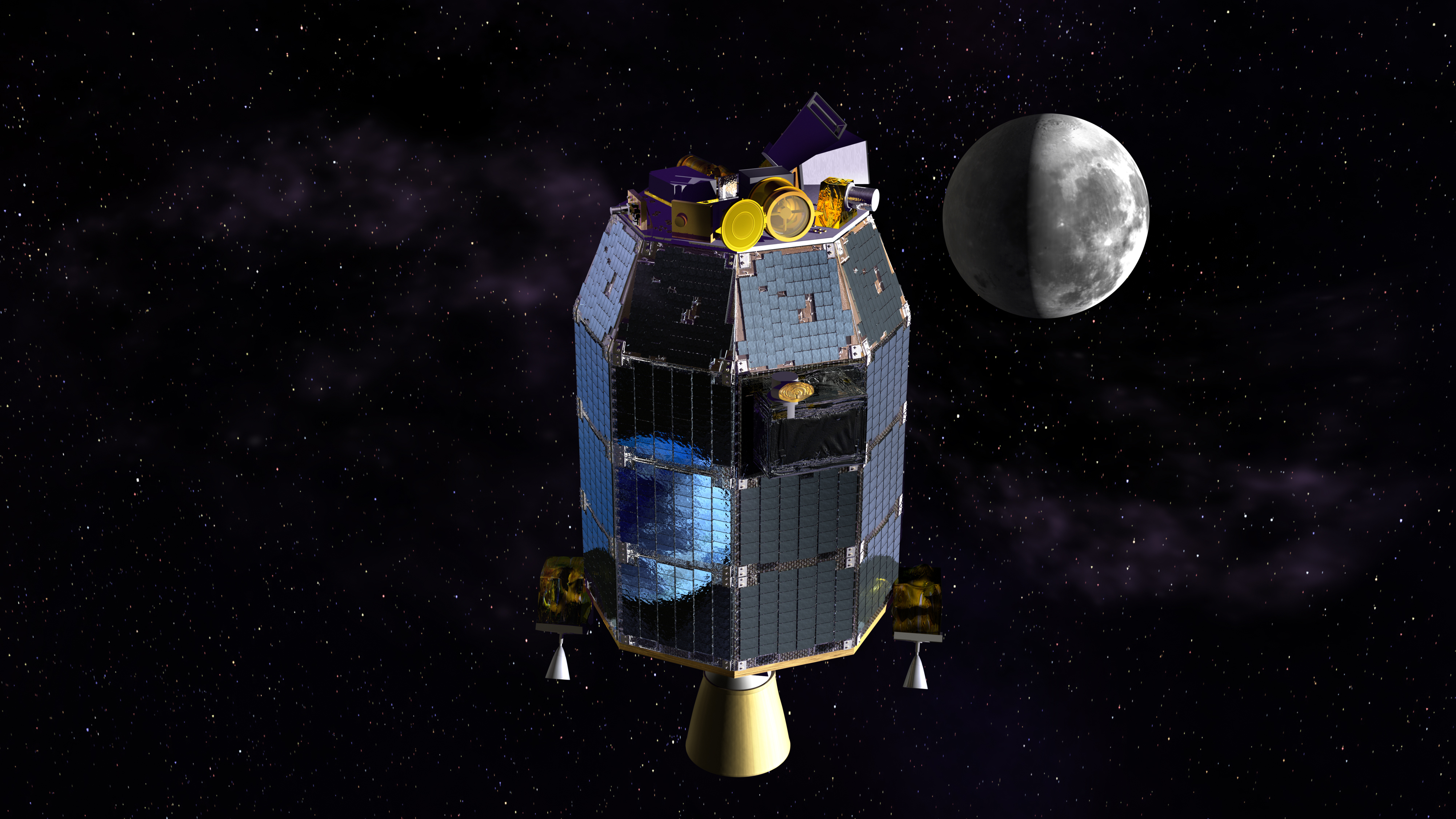 LADEE Project Manager Update: Initial Checkout Complete | NASA