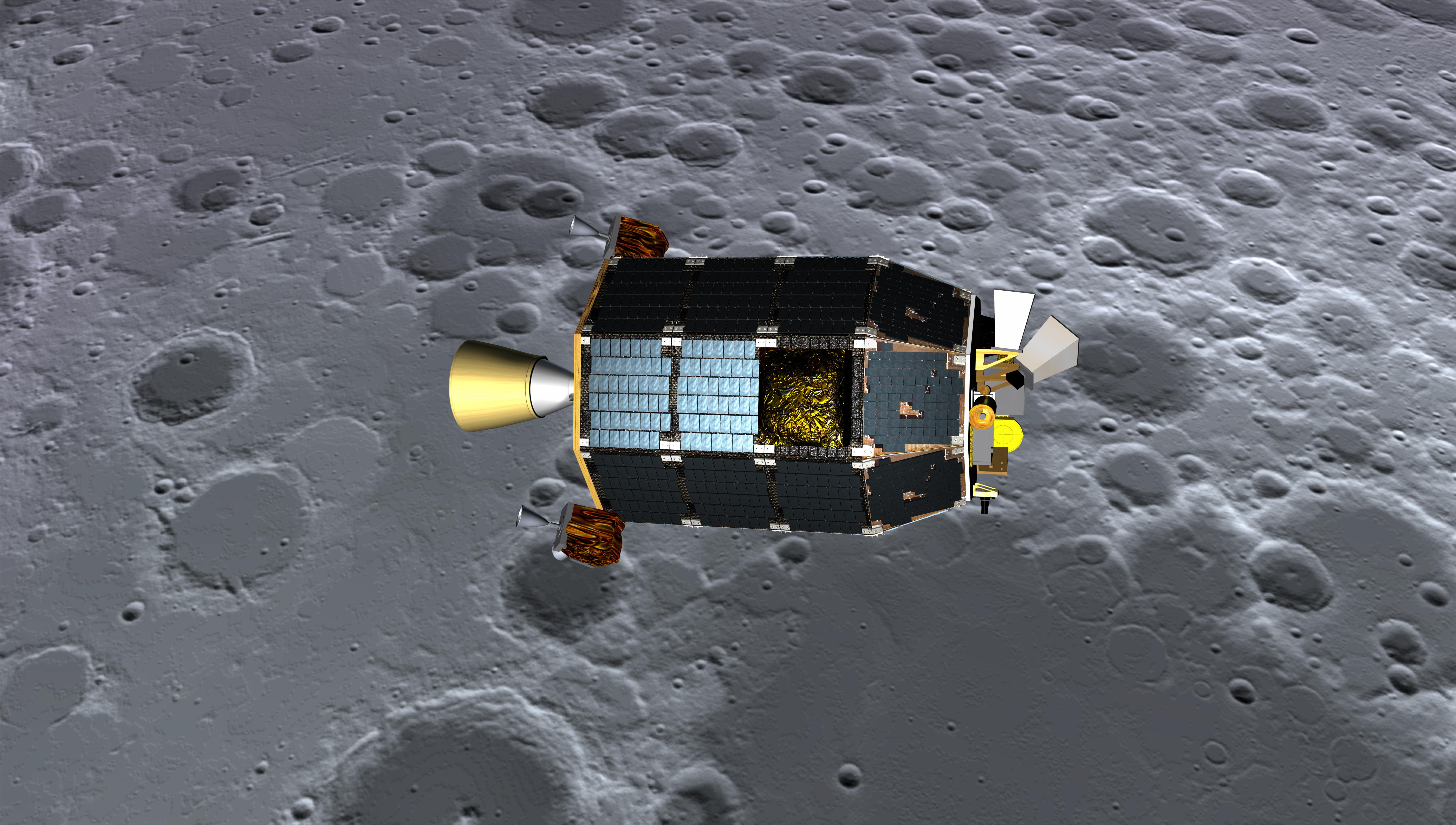 Moon Images Nasa an Artist's Concept of Nasa's