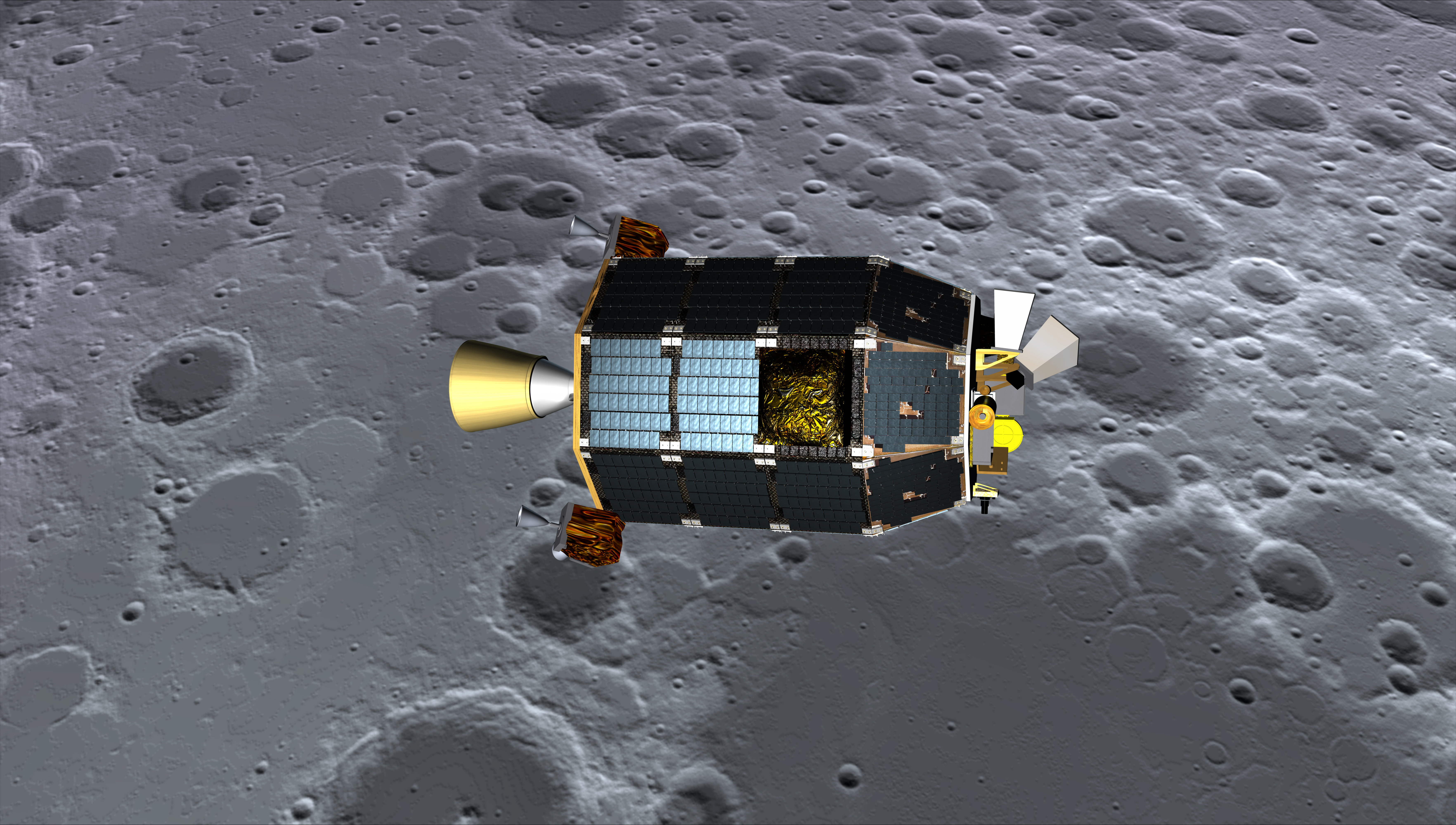 NASA Completes LADEE Mission with Planned Impact on Moon's ...
