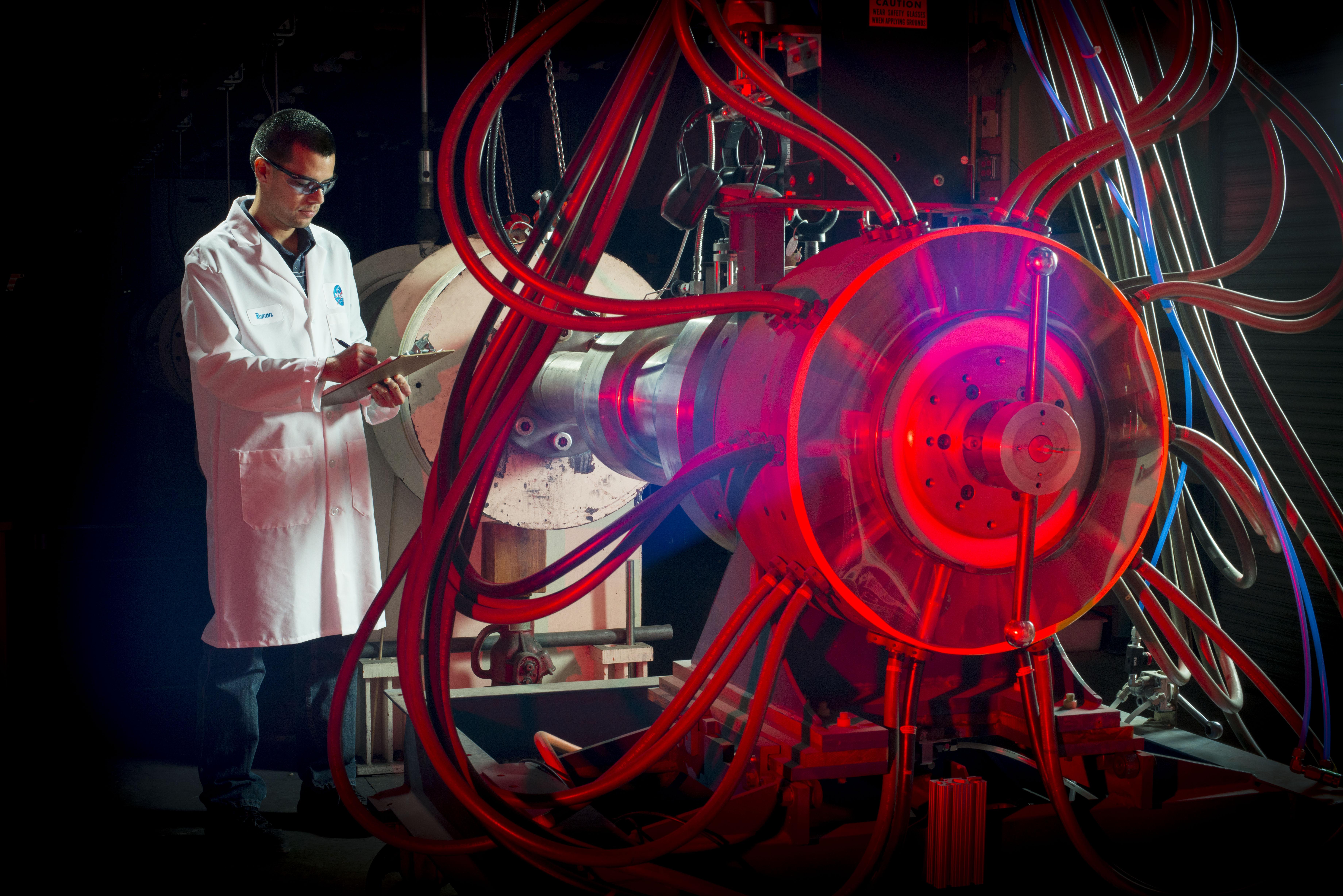 Thermophysics Facilities At Ames About Us Nasa