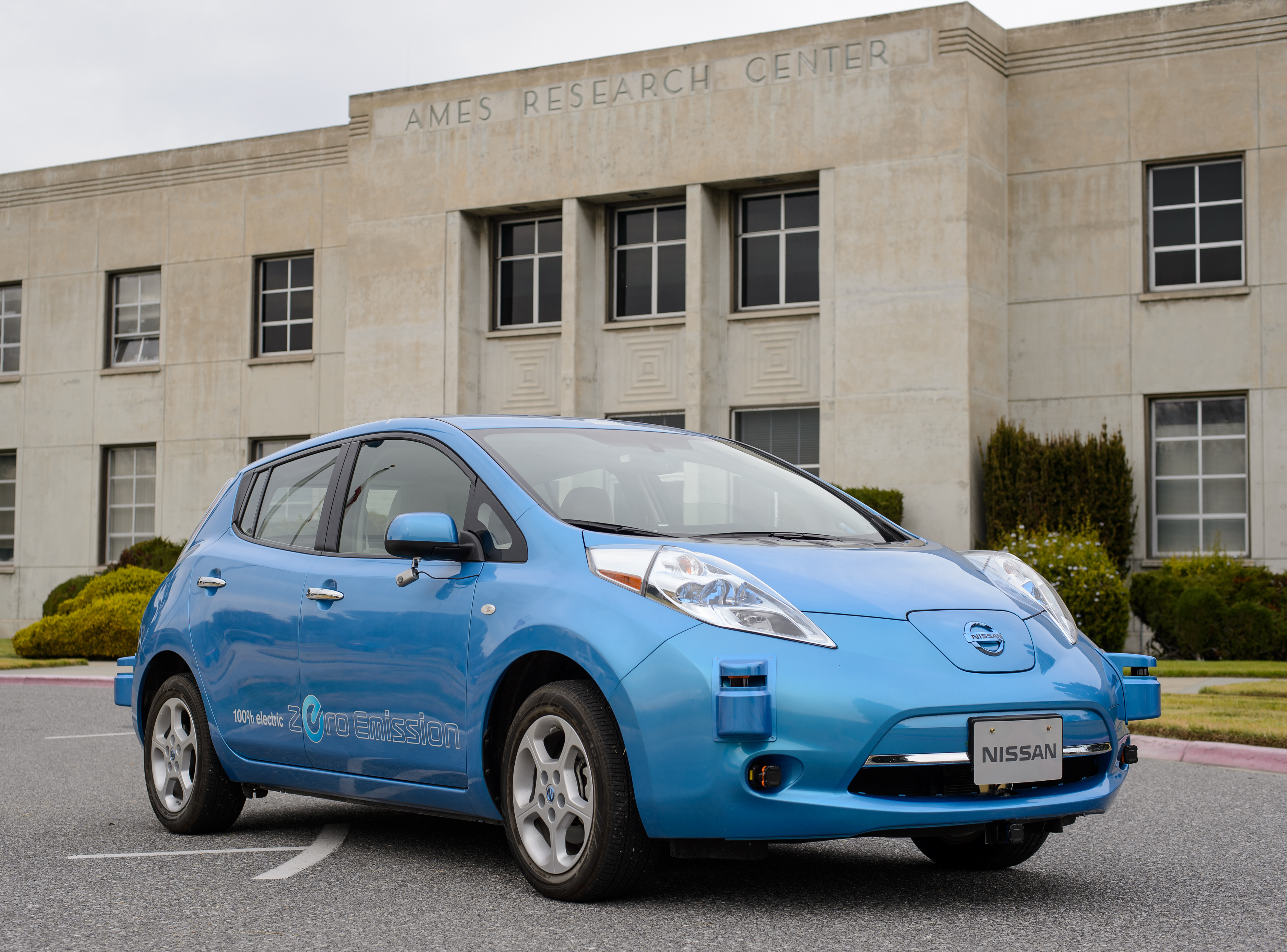 From Rovers to Self-Driving Cars: NASA Ames and Nissan North America ...