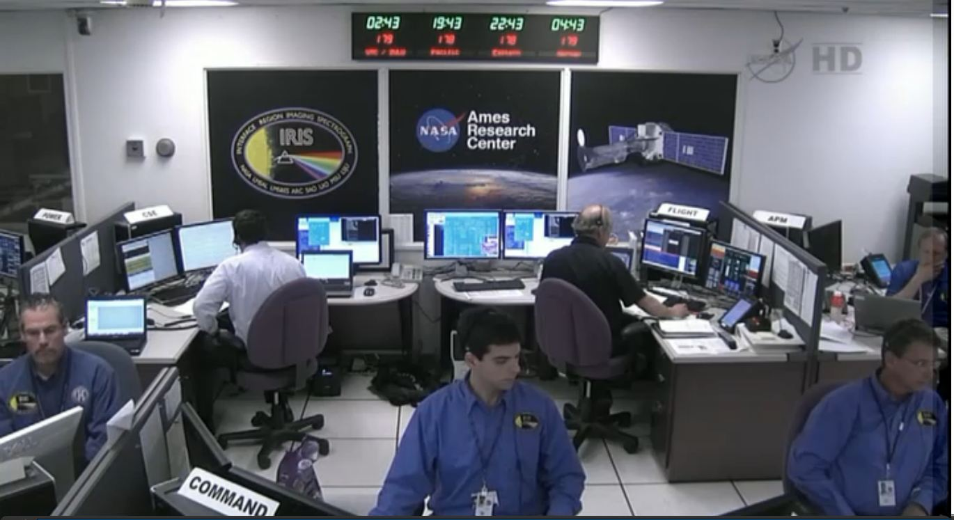 Multi-Mission Operations Center (MMOC) | NASA