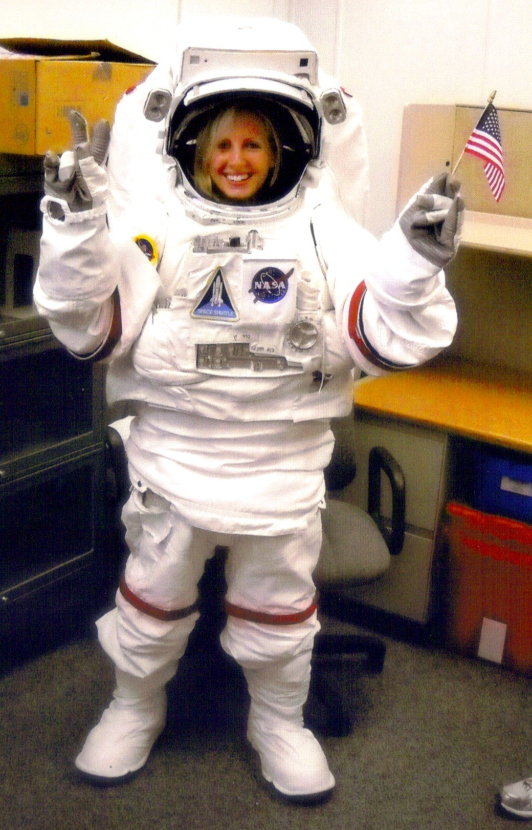 nasa space suits models - photo #24