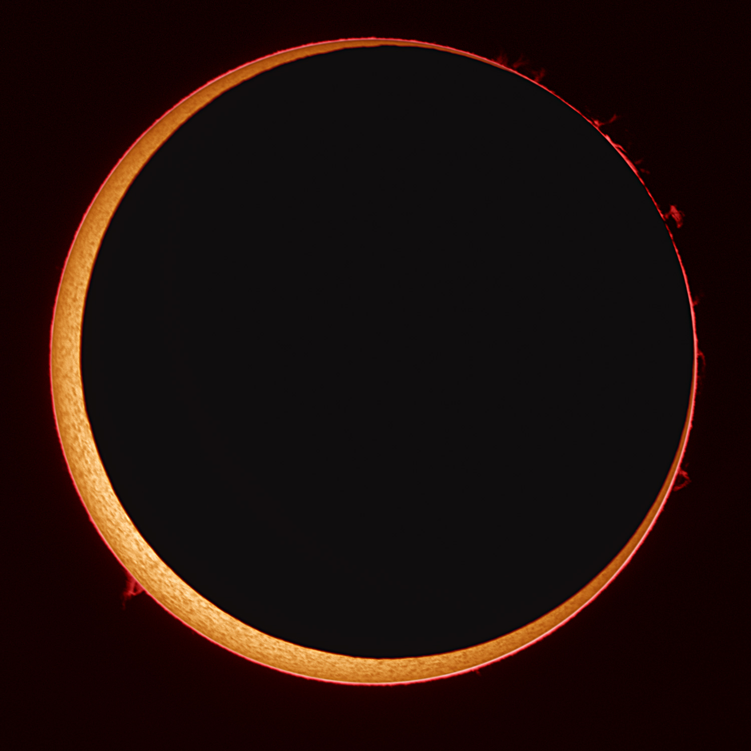 Image result for annular solar eclipse nasa