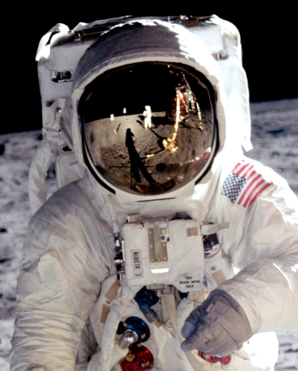 NASA Moon Landing Astronauts - Pics about space