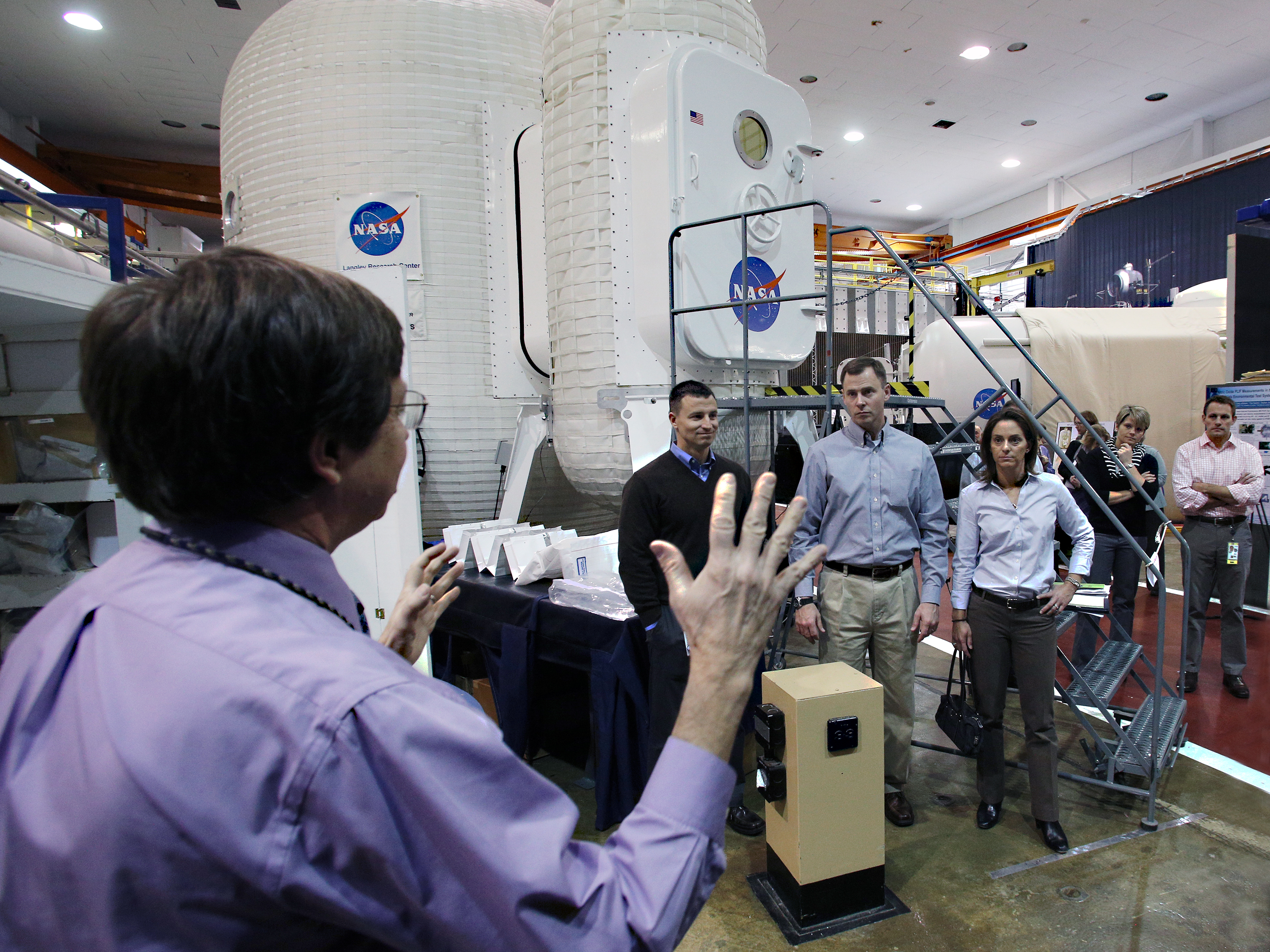 NASA Langley Directions - Pics about space