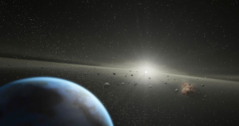 Planetary Resources Agreement to Crowdsource Asteroid Detection