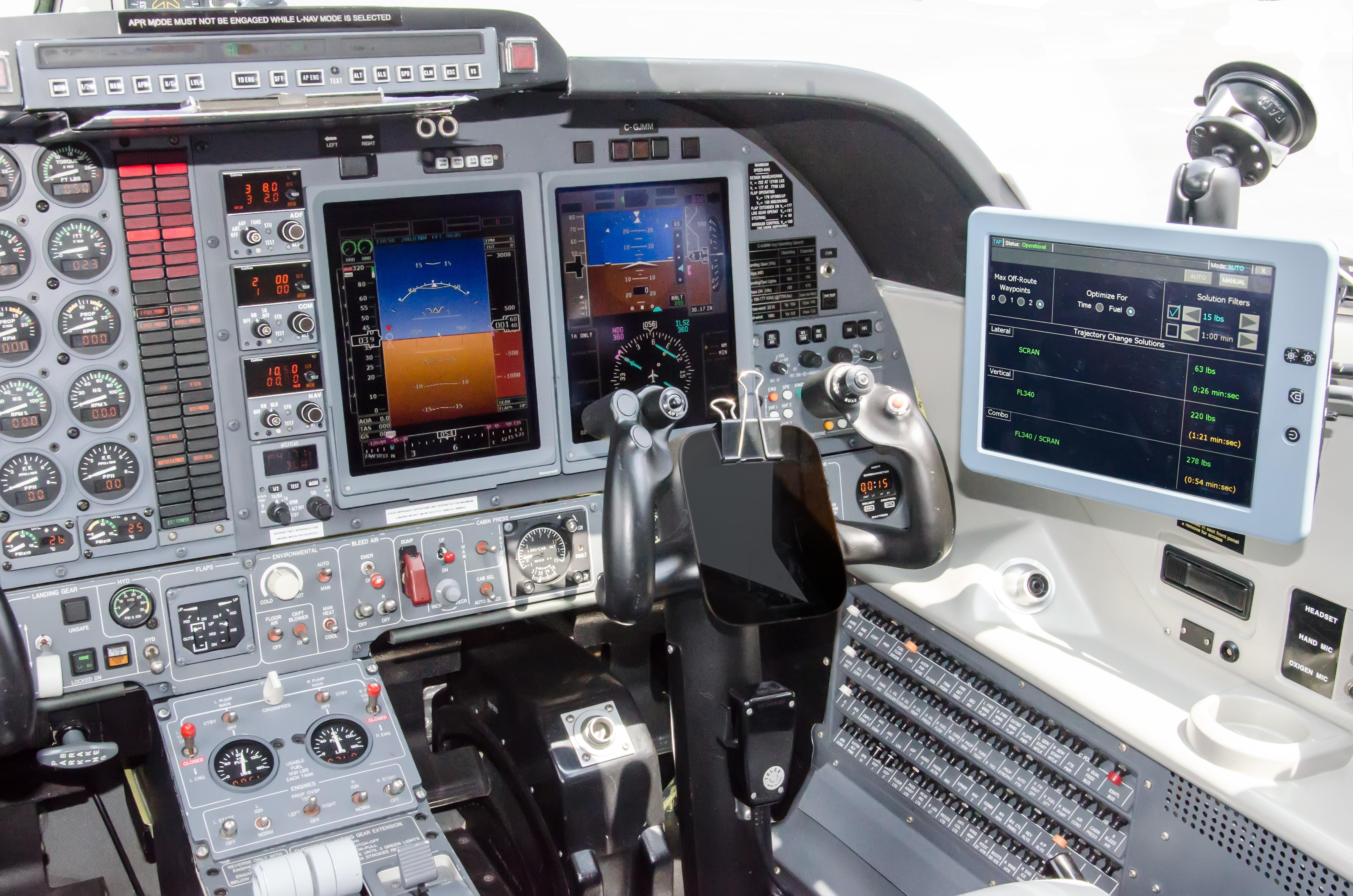 cockpit software could help pilots plot best path | nasa