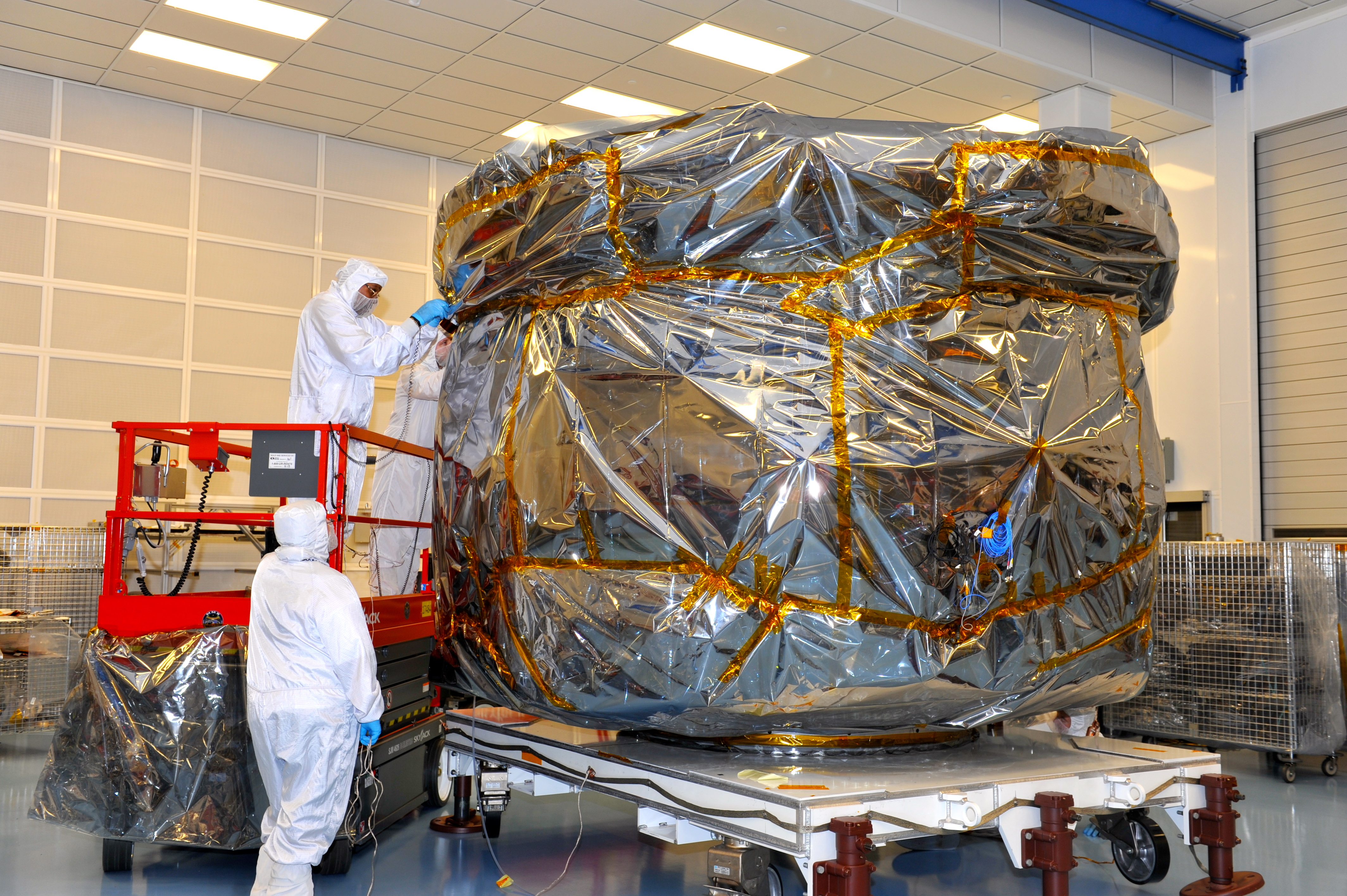 MMS Spacecraft Mission Inside (page 2) - Pics about space